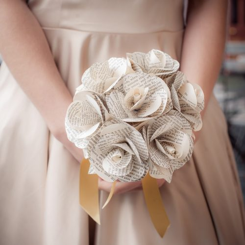 JTD-Book-paper-rose-bridesmaid-bouquet
