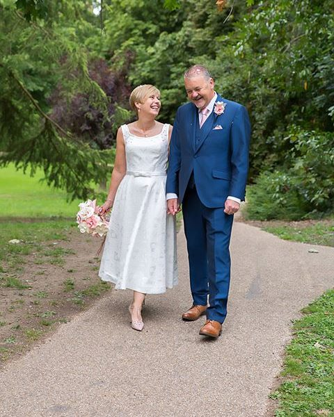Jane & Andrews Wedding